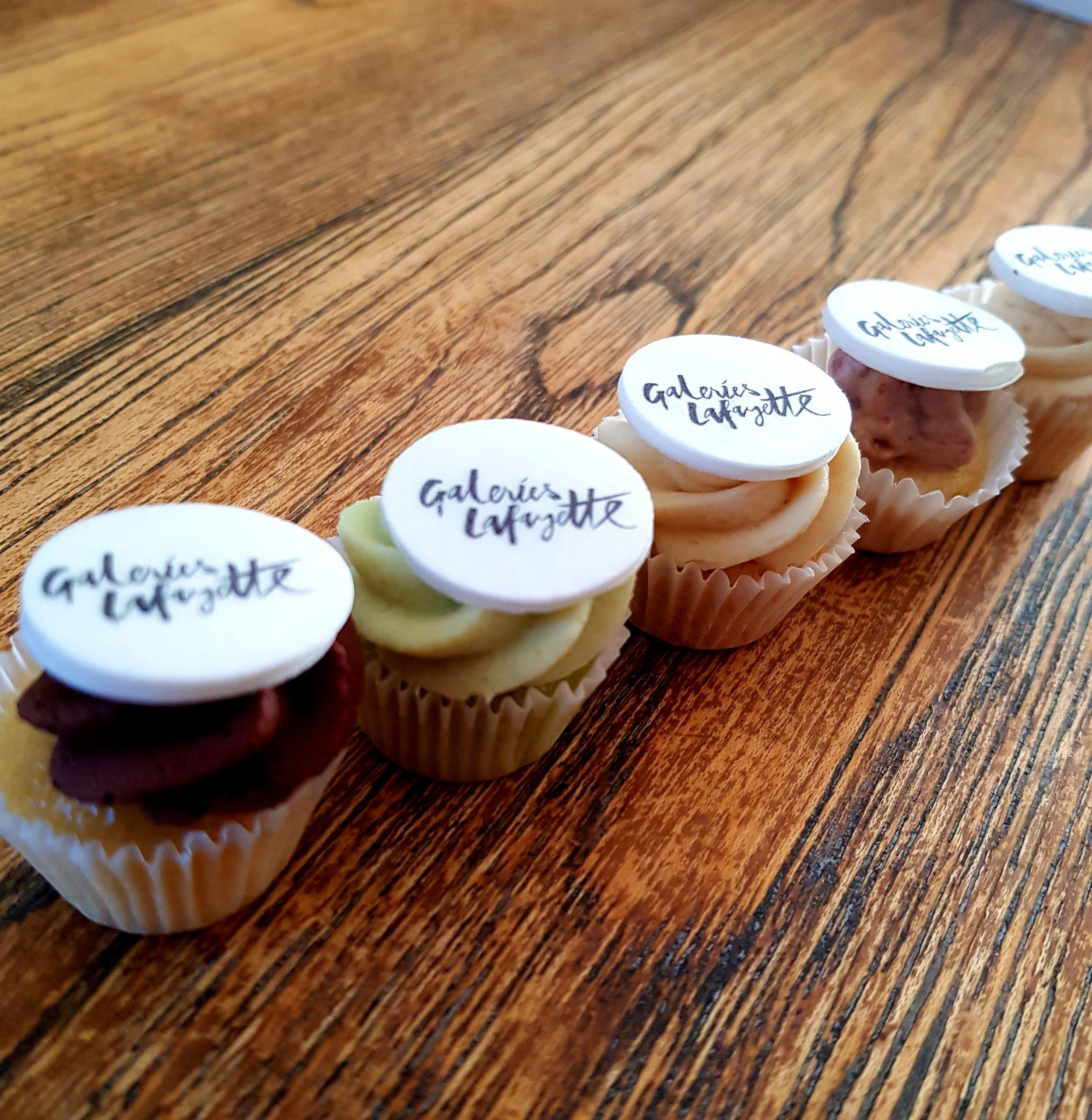 Cupcakes pour les galeries lafayette2