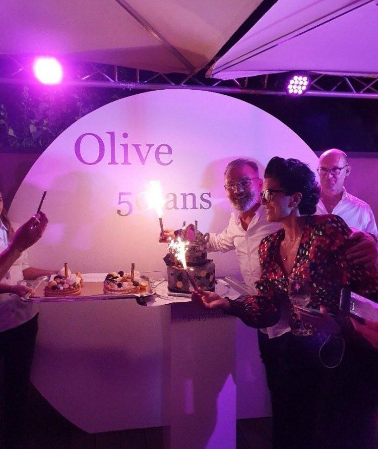 Anniversaire Olive