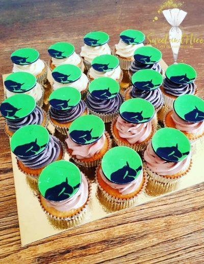 Cupcakes Colorés Design | Sweet and Nice 06