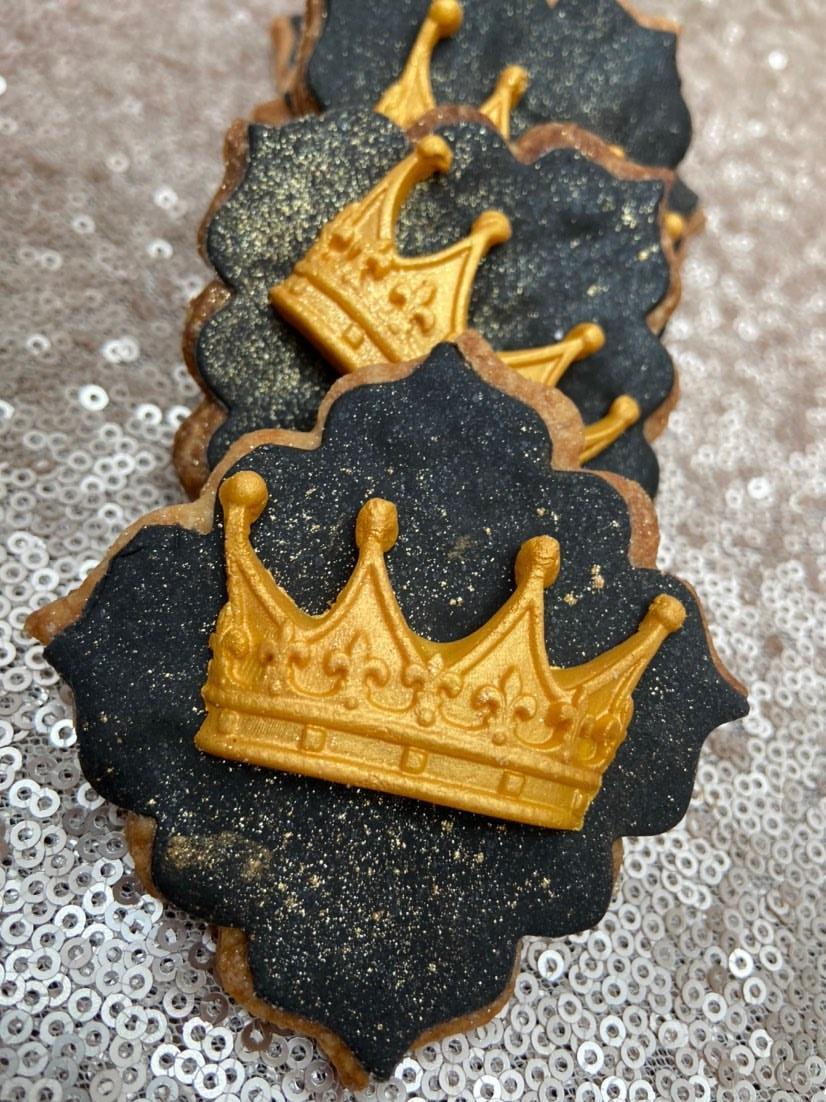 Cake design Couronne Eva Queen