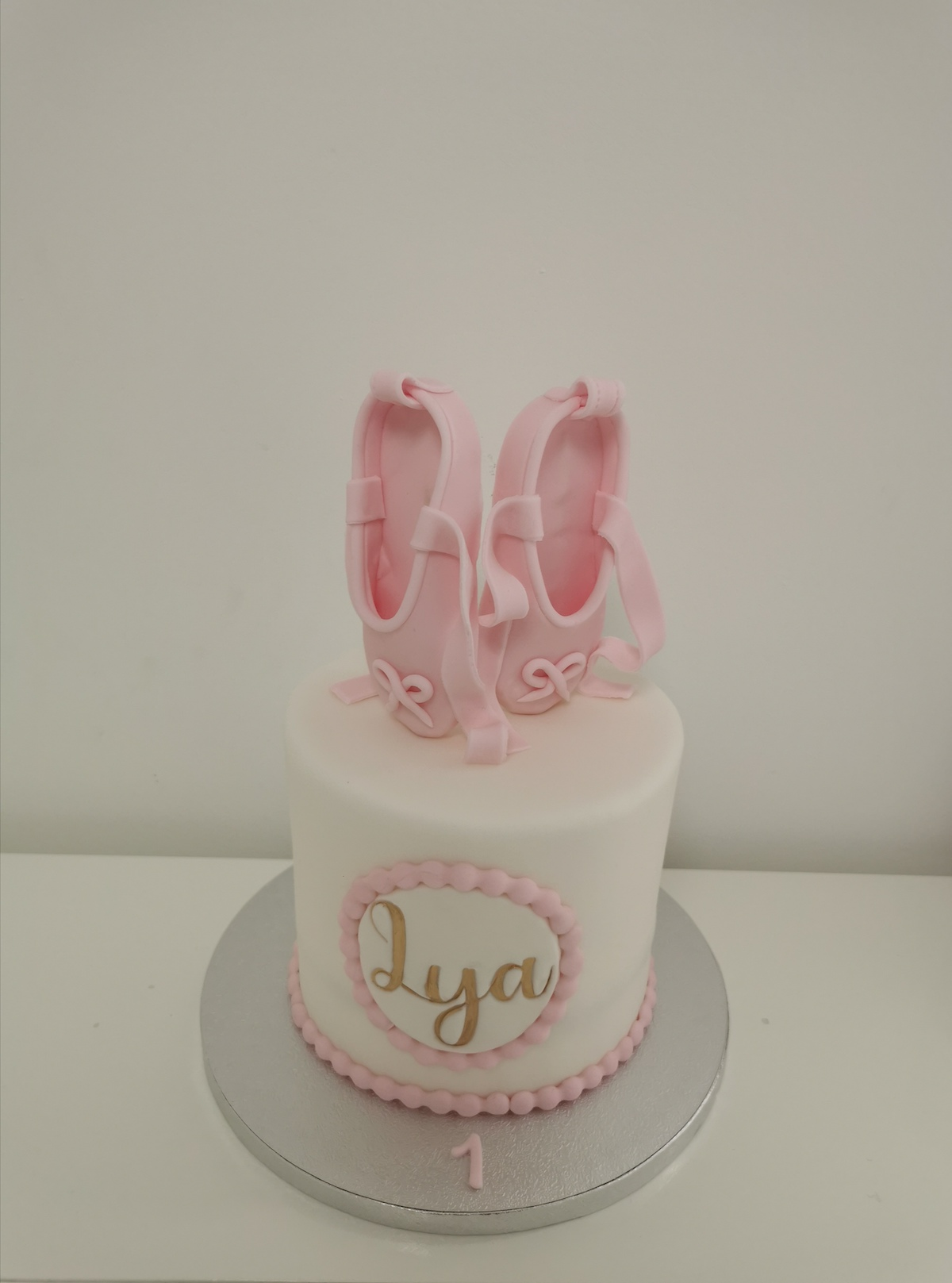 Cake Sweet and nice Lya Danse