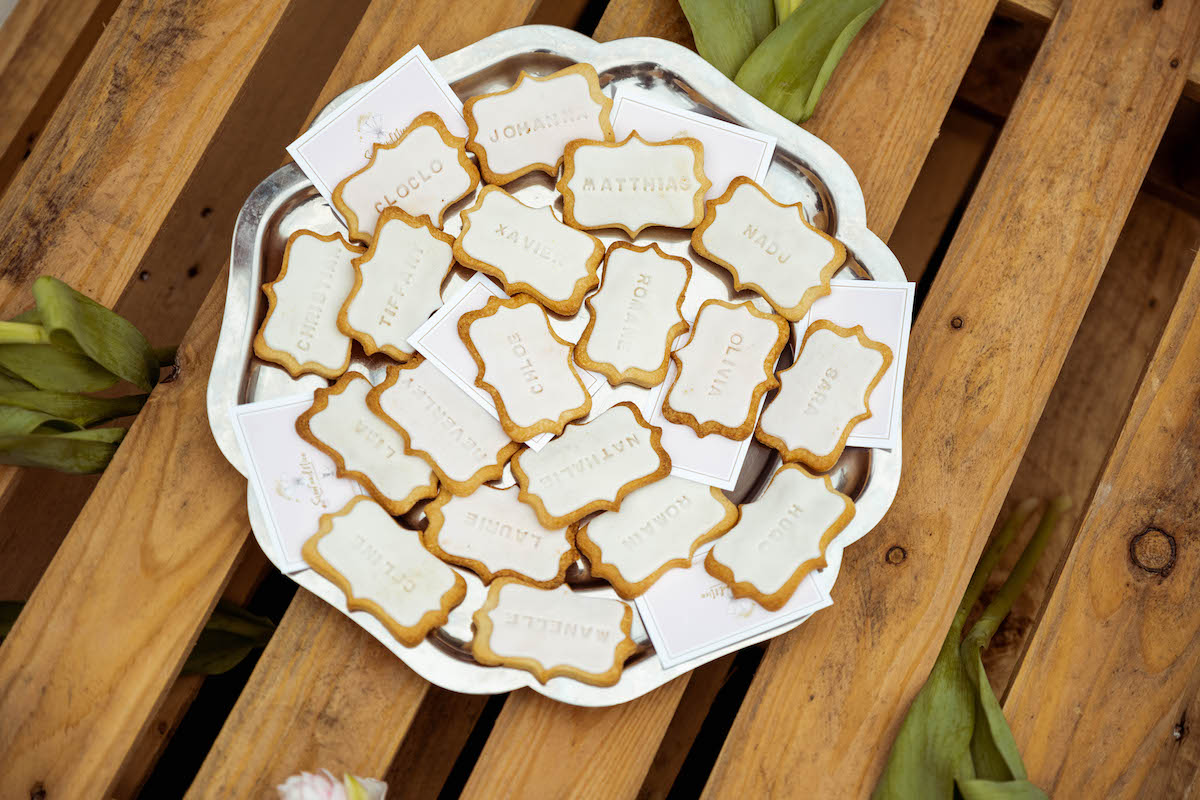 Plateau Sablé Sweet and nice chloé